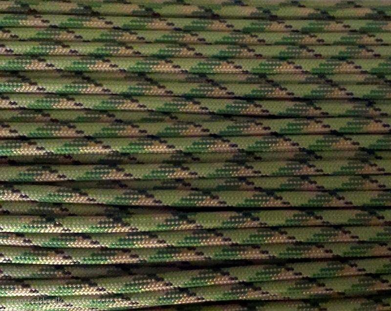 Paracord 4 mm-bar.10